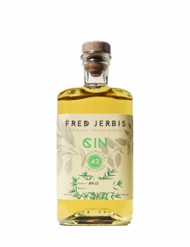 GIN 43 FRED JERBIS