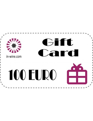 GIFT VOUCHER in-wine.com 100€